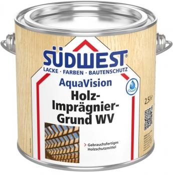 SÜDWEST AquaVision Holz-Imprägnier-Grund WV
