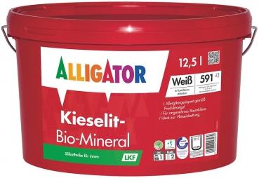 ALLIGATOR Kieselit Bio-Mineral LEF weiß