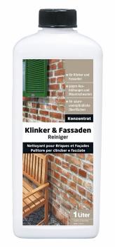 Glutoclean Klinker und Fassaden Reiniger 1 Liter