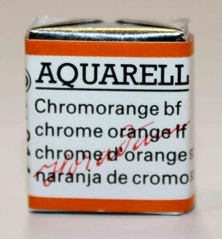 Schmincke Horadam Aquarell 214 Chromorange bleifrei 1/2 PG 2