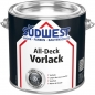 Preview: SÜDWEST All-Deck Vorlack 9110 weiß O70