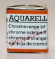 Preview: Schmincke Horadam Aquarell 214 Chromorange bleifrei 1/2 PG 2