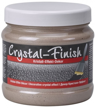 PUFAS Crystal Finish Kristall Effekt Decor Brass 750 ml