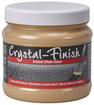 PUFAS Crystal Finish Kristall Effekt Decor Solar 750 ml