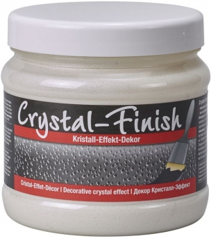 PUFAS Crystal Finish Kristall Effekt Decor LumiSun 750 ml