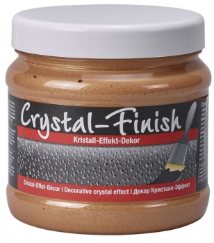 PUFAS Crystal Finish Kristall Effekt Decor Satin 750 ml