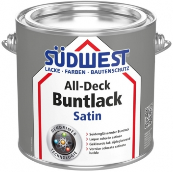 SÜDWEST All-Deck Buntlack Satin K61