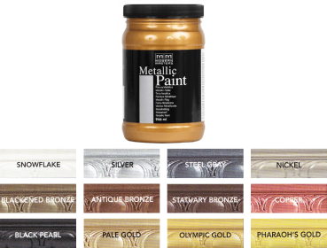 MODERN MASTERS Metallic Paint - Metallic-Farbe
