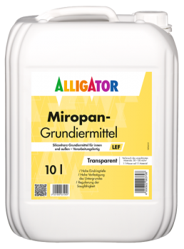 ALLIGATOR MIROPAN Gundiermittel LEF 10 Liter