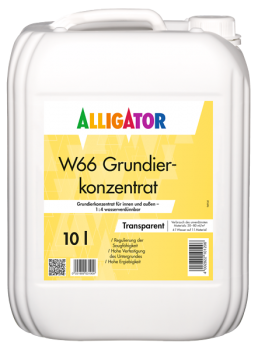 ALLIGATOR W66 Grundierkonzentrat