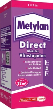 METYLAN DIRECT für Vliestapeten 200 g - MDD20