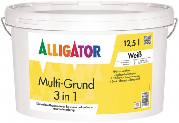ALLIGATOR Multi-Grund 3 in 1 LEF