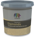 Caparol Capadecor Diamonds Gold / Silber